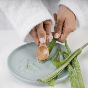 gel igienizzante per le mani