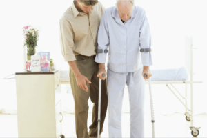 rieducazione e recupero della deambulazione