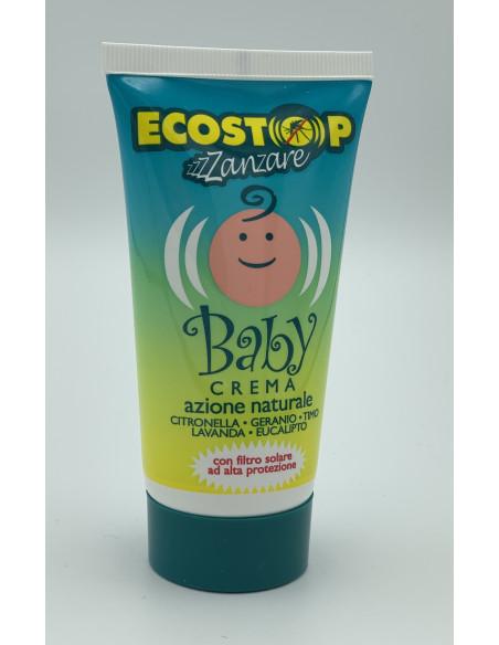 Ecostop zanzare baby crema - 75 ml - 1 pezzo