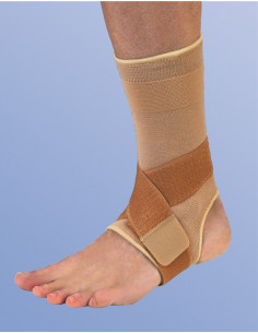 Cavigliera elastica a doppia forza anti slip