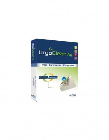 Urgoclean Ag - Medicazione con Argento - 10 x 10 cm