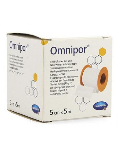 Omnipor Cerotto - 5 cm x 5 m