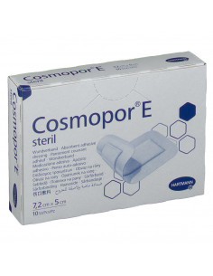 Cosmopor E medicazione adesiva 7,2x5 10pz
