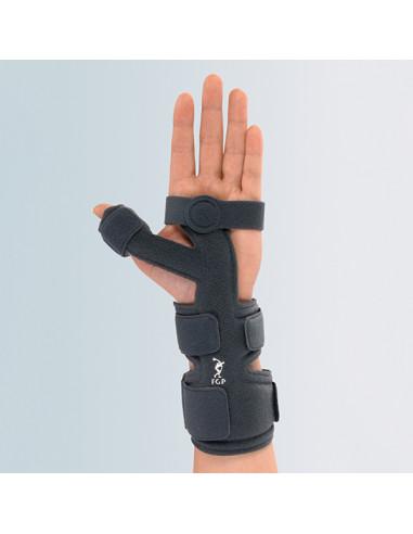 Tutore ortopedico rigido per polso e pollice Fgp ple 201 thumblock