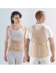 Dorsofixò corsetto uomo...