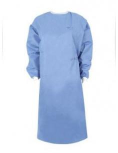 Camice monouso TNT chirurgico sterile rinforzato Taglia L
