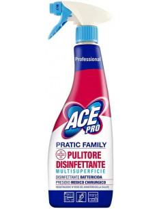 Ace Professional spray disinfettante multisuperficie 750ml