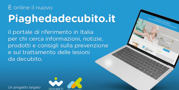 Online il nuovo blog piaghedadecubito.it